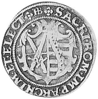 German States SAXONY-ALBERTINE 1/4 Thaler reverse