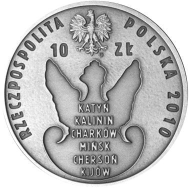 Poland 10 Złotych obverse