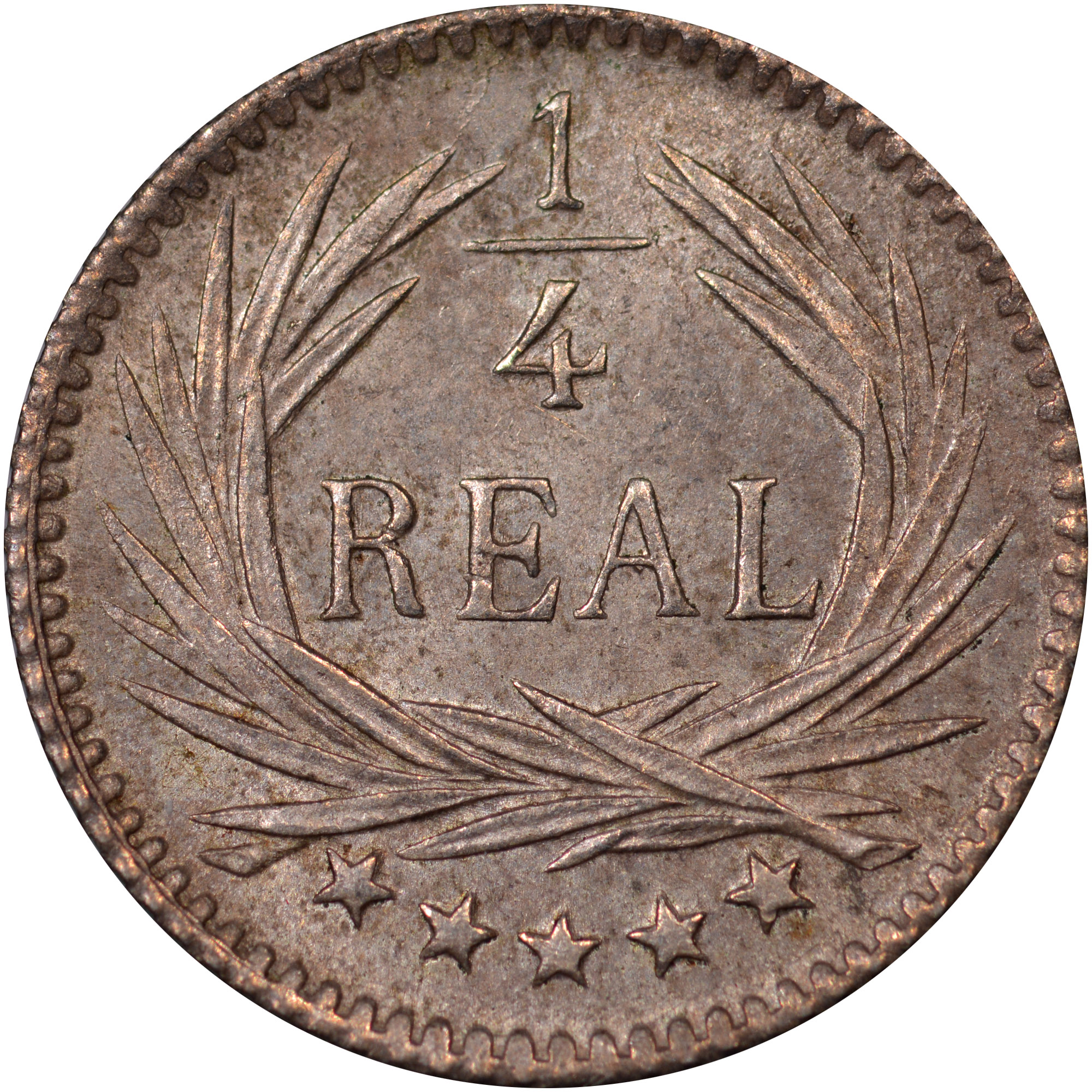 Guatemala 1 4 Real Km 162 Prices Amp Values Ngc