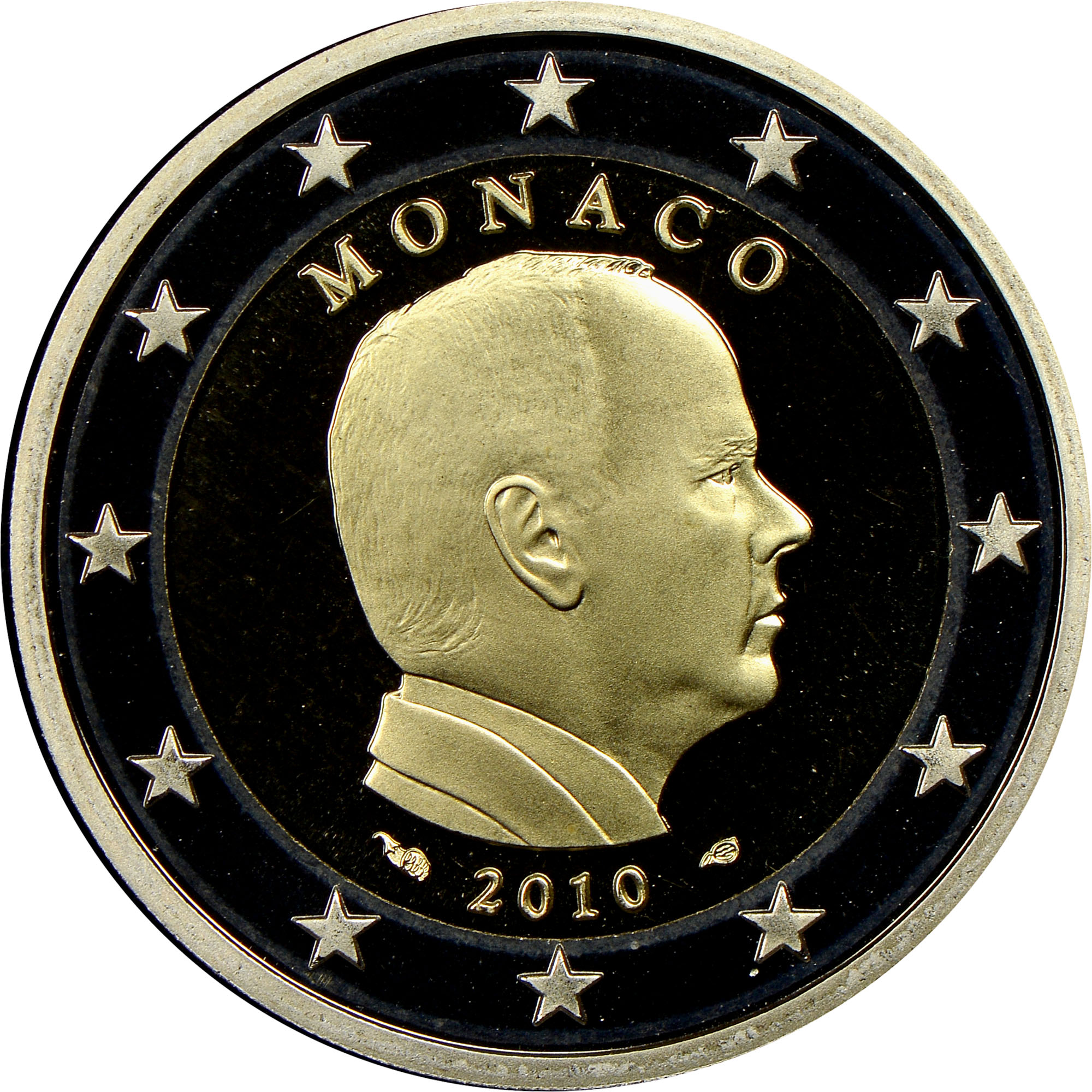 monaco 2 euro km 195 prices values ngc. Black Bedroom Furniture Sets. Home Design Ideas