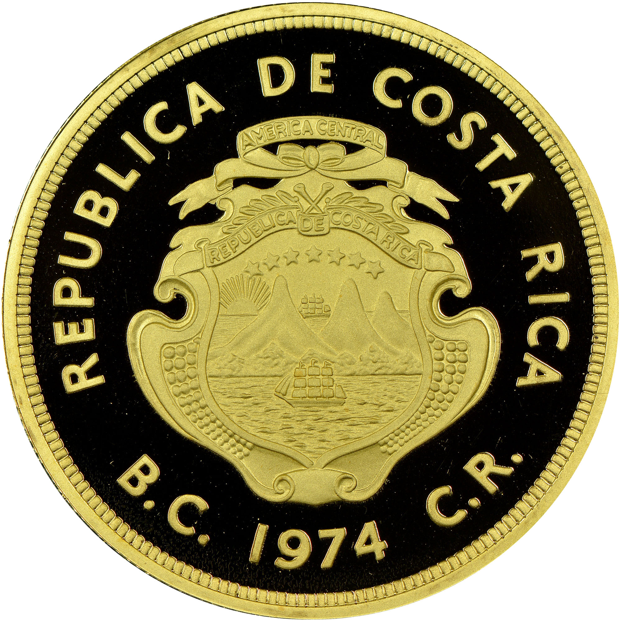 Costa Rica 1500 Colones Km 202 Prices Values Ngc