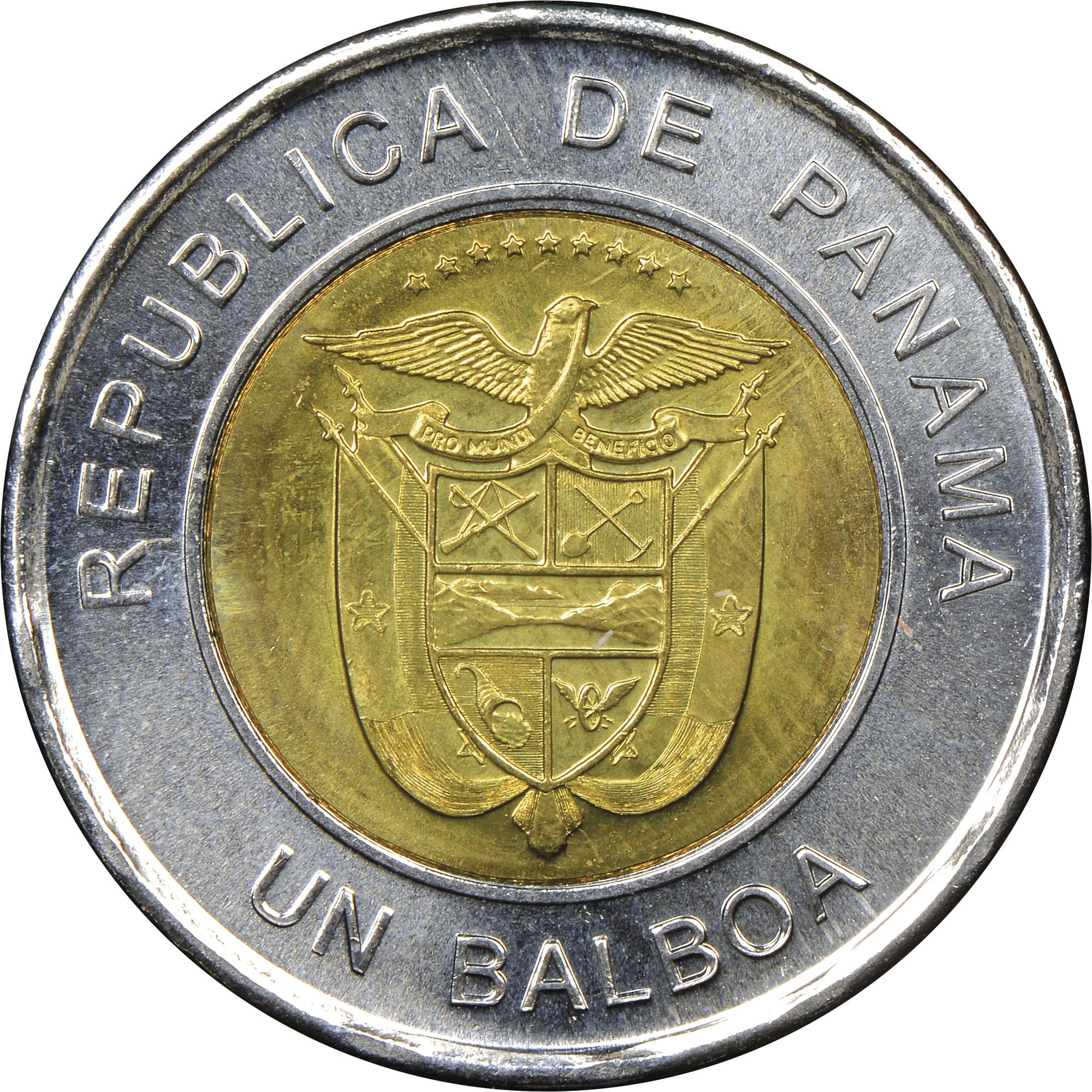Panama Balboa KM 141 P...