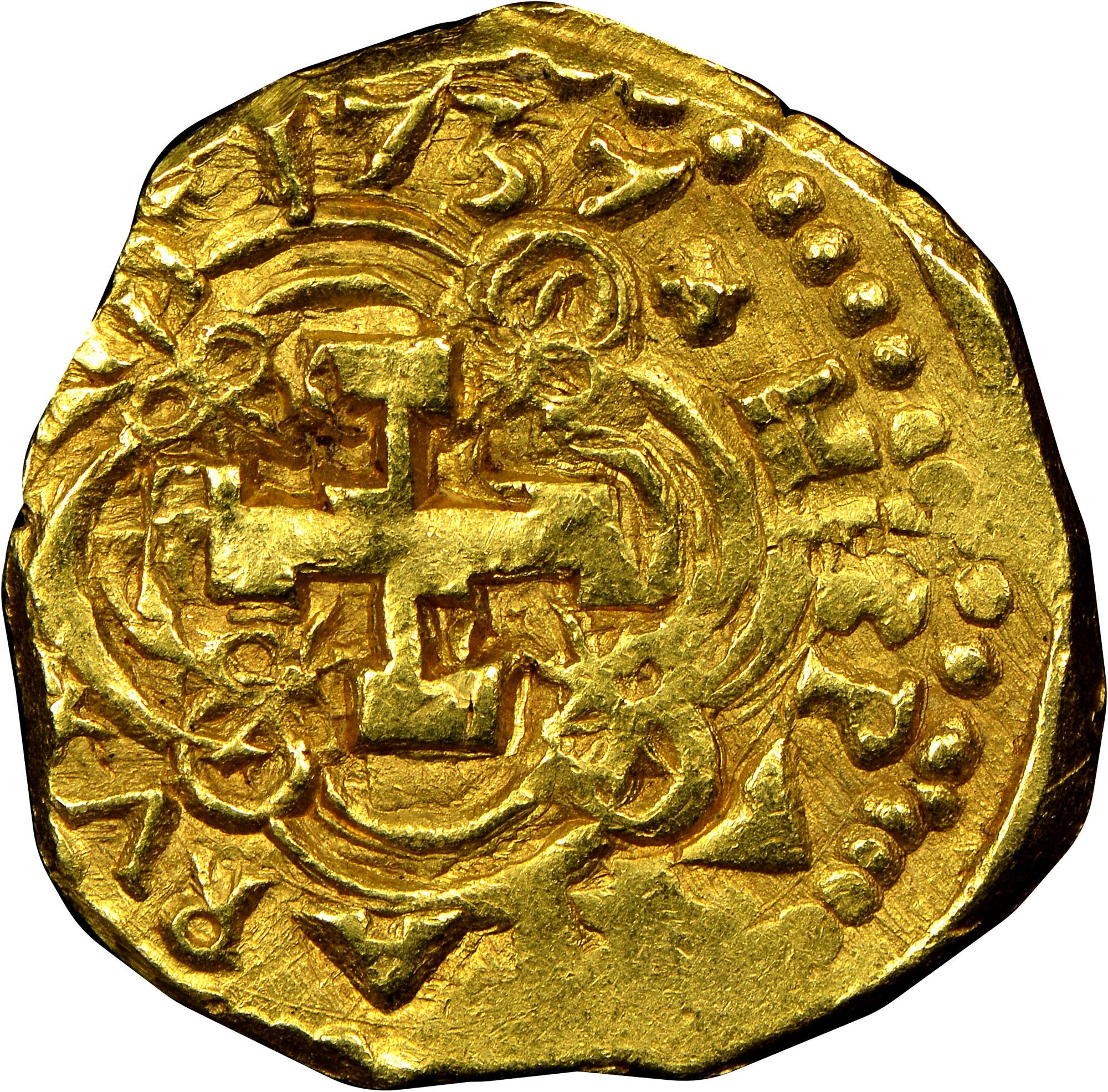 Colombia 2 Escudos reverse