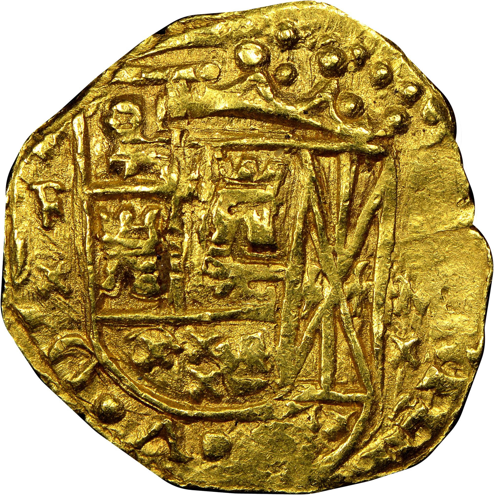 (1717-46)-1746 Colombia 2 Escudos obverse