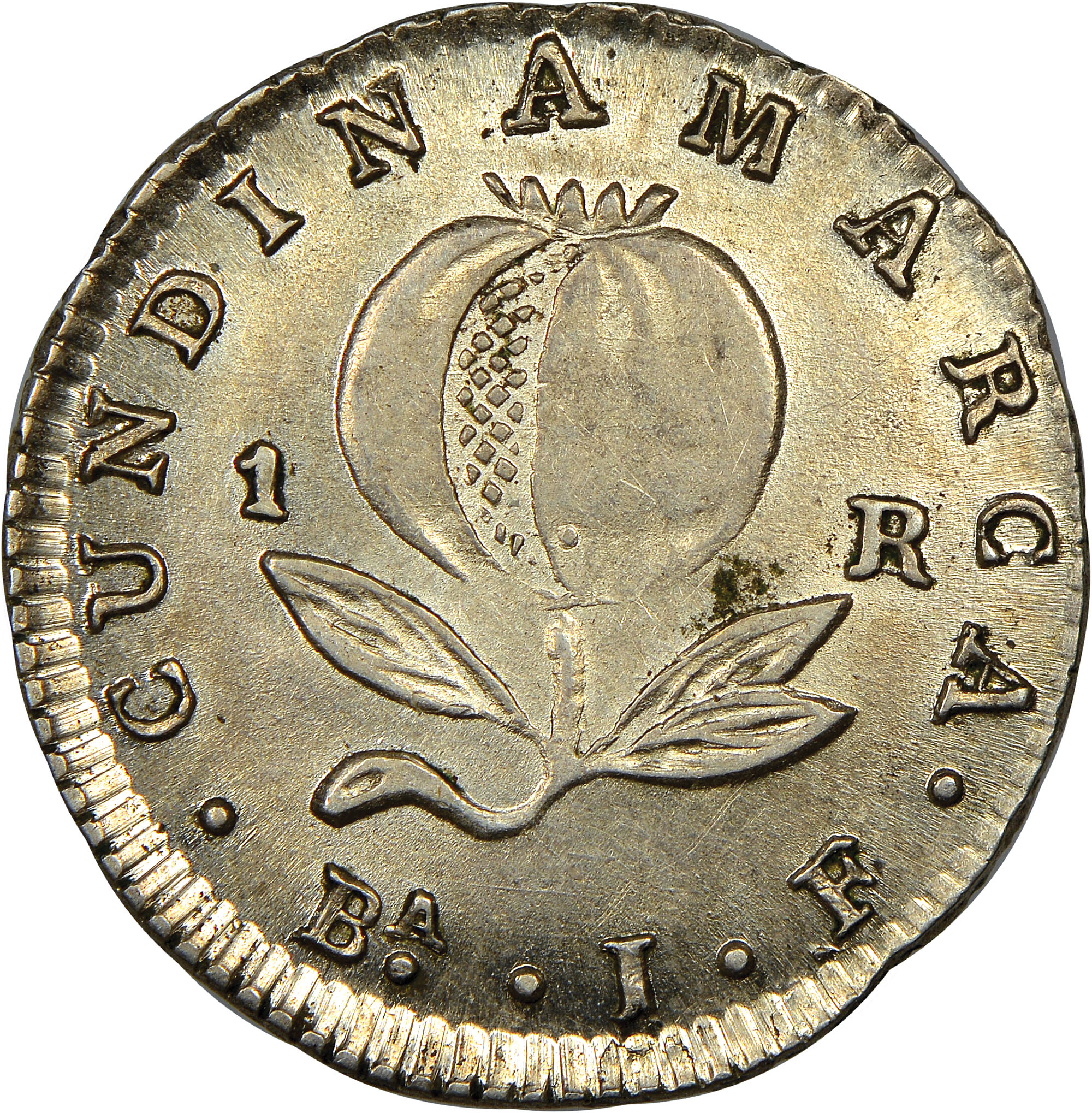 Colombia Real reverse