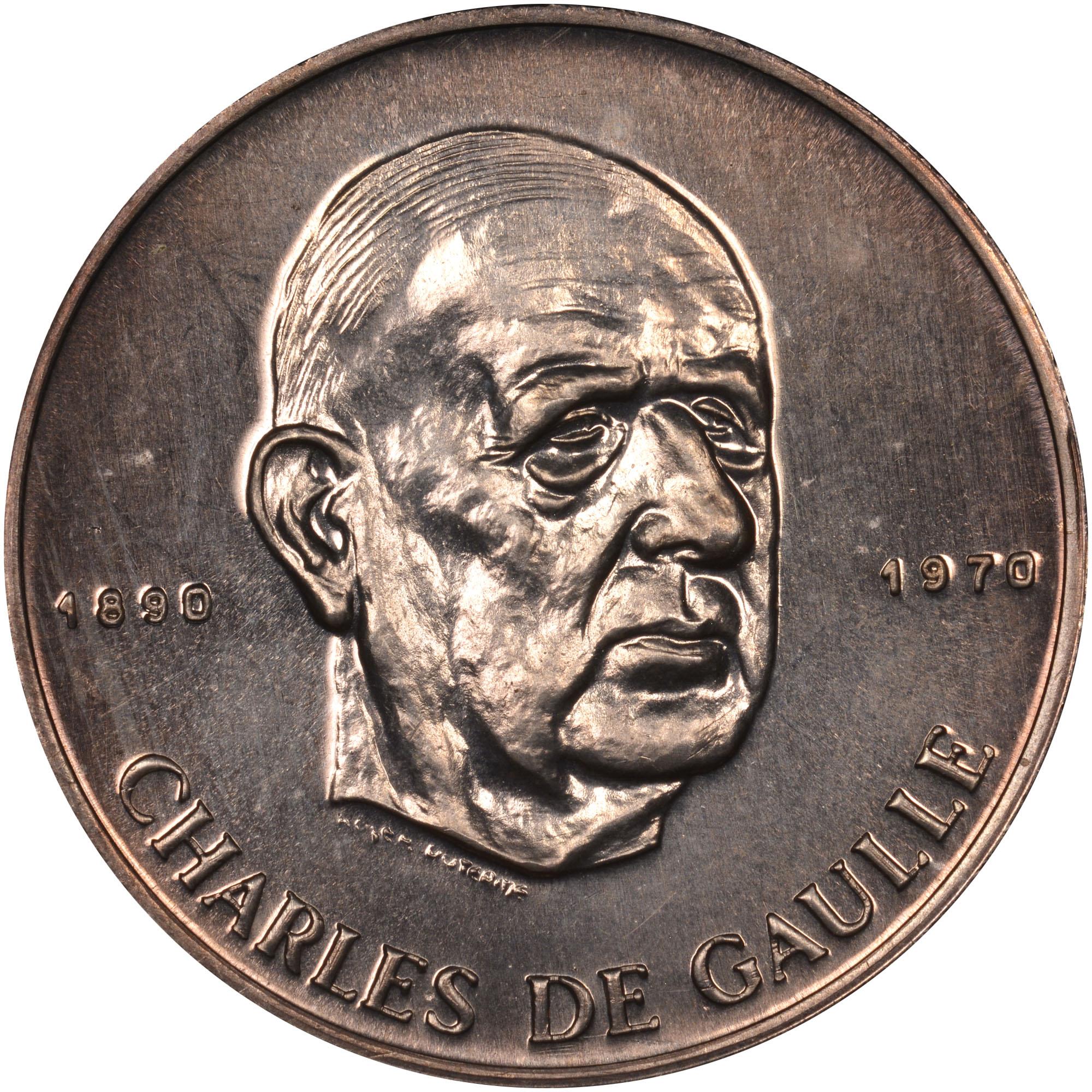 1970 Chad 200 Francs reverse