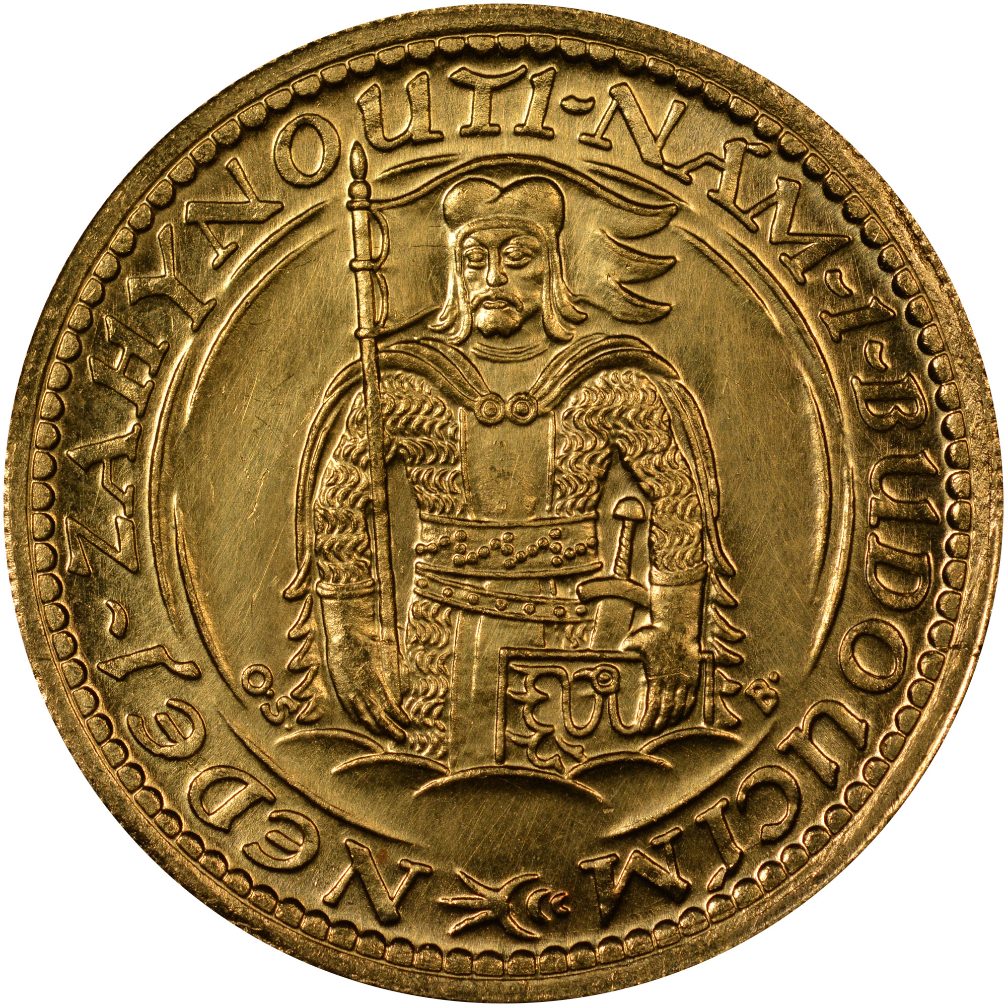 old gold coins list