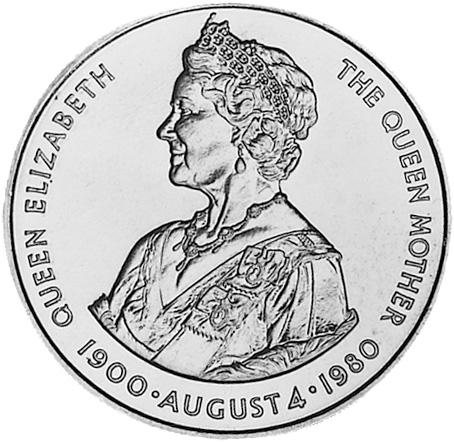 Falkland Islands 50 Pence reverse