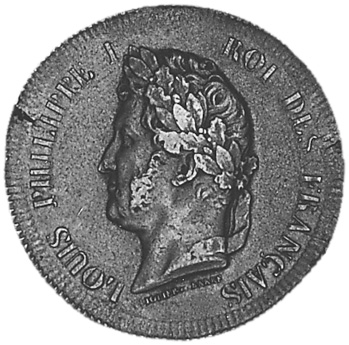 French Colonies 10 Centimes obverse