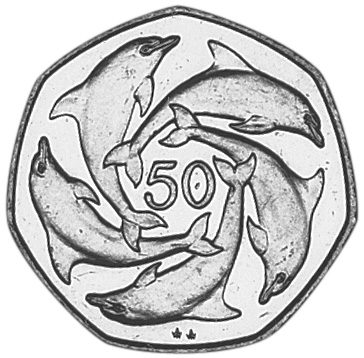 Gibraltar 50 Pence KM 39 Prices & Values | NGC