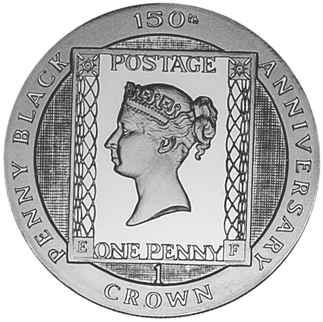 Isle Of Man Crown KM 267 Prices & Values | NGC