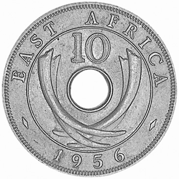 East Africa 10 Cents KM 38 Prices & Values | NGC