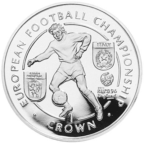 Isle Of Man Crown reverse