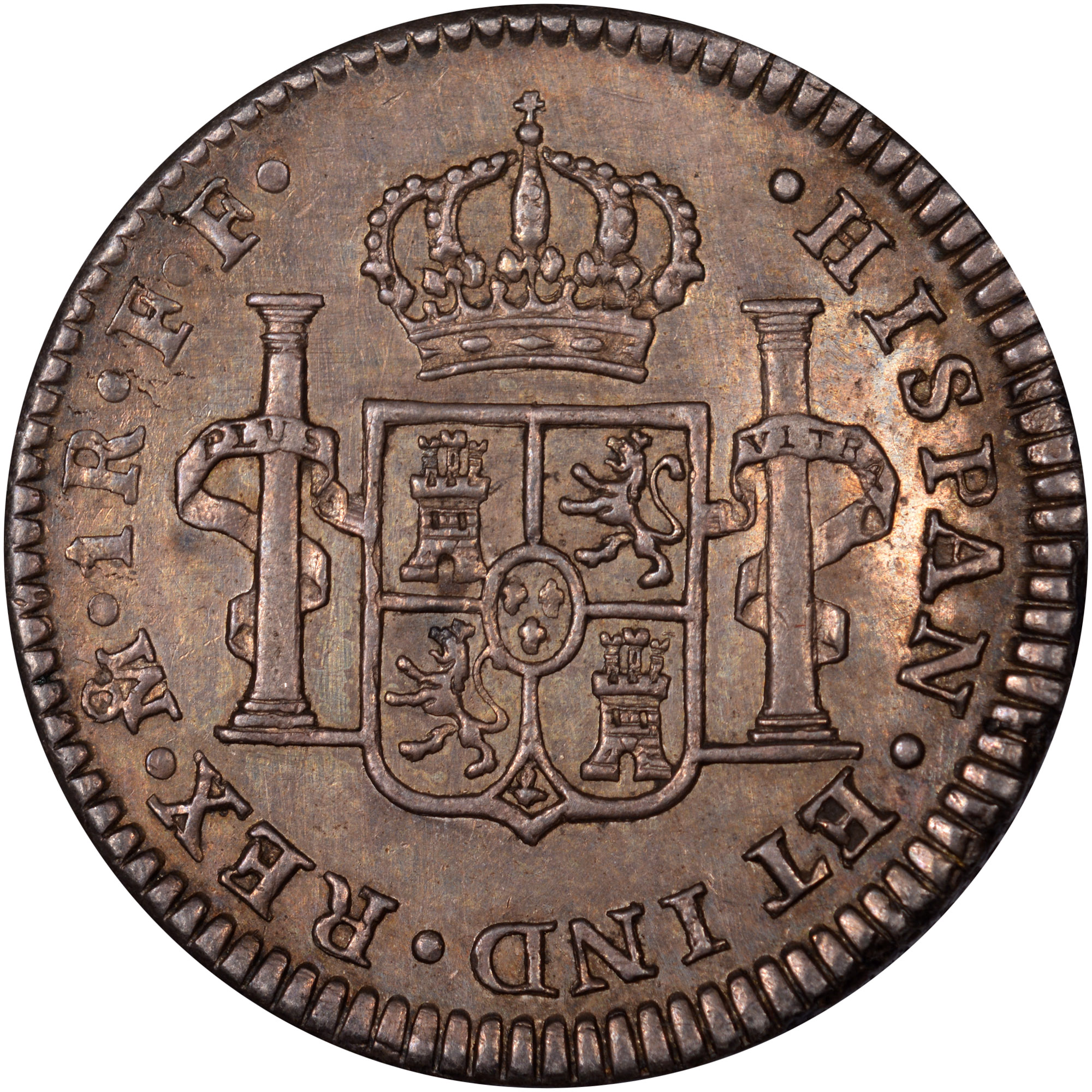 spanish real coin