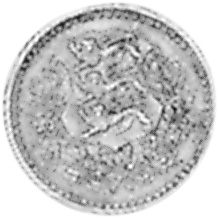 Estonia Mark obverse