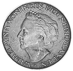 Netherlands 5 Cents obverse
