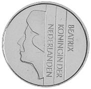 Netherlands 10 Cents obverse
