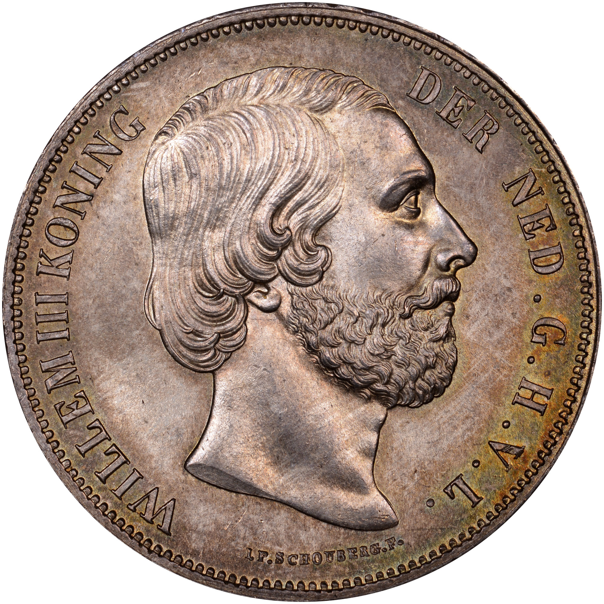 Netherlands 2-1/2 Gulden KM 82 Prices & Values | NGC