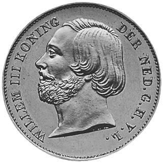 Netherlands 20 Gulden obverse