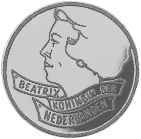 Netherlands 50 Gulden obverse