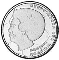 Netherlands 5 Gulden obverse