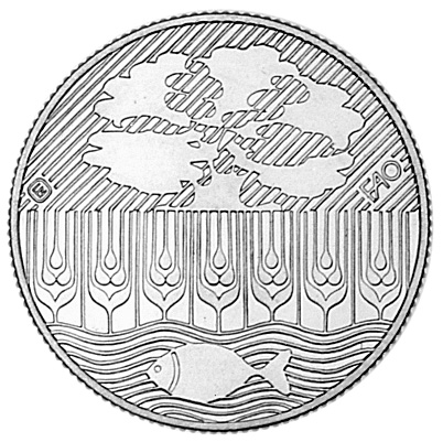 Hungary 100 Forint reverse