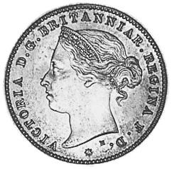 Jersey 1/48 Shilling obverse