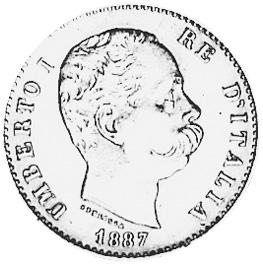 Italy Lira obverse