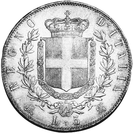 Italy 5 Lire Km 8 3 Prices Values