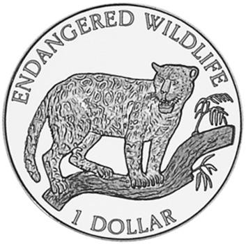 Niue Dollar reverse