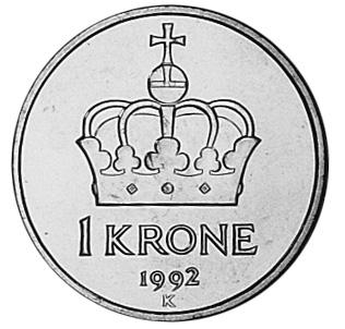Norway Krone reverse