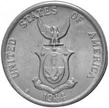 Philippines 5 Centavos reverse
