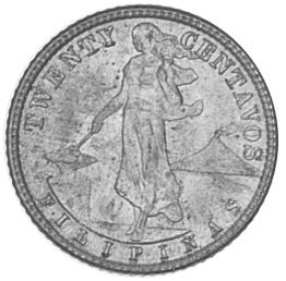 Philippines 20 Centavos Km 182 Prices Values Ngc