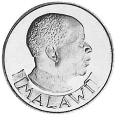 Malawi 6 Pence obverse