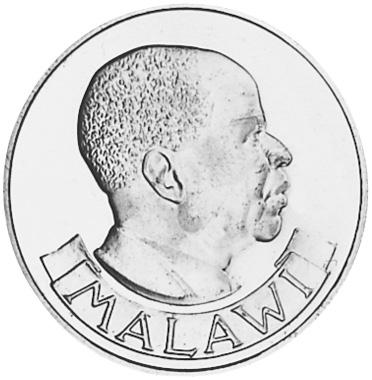 Malawi 1/2 Crown obverse