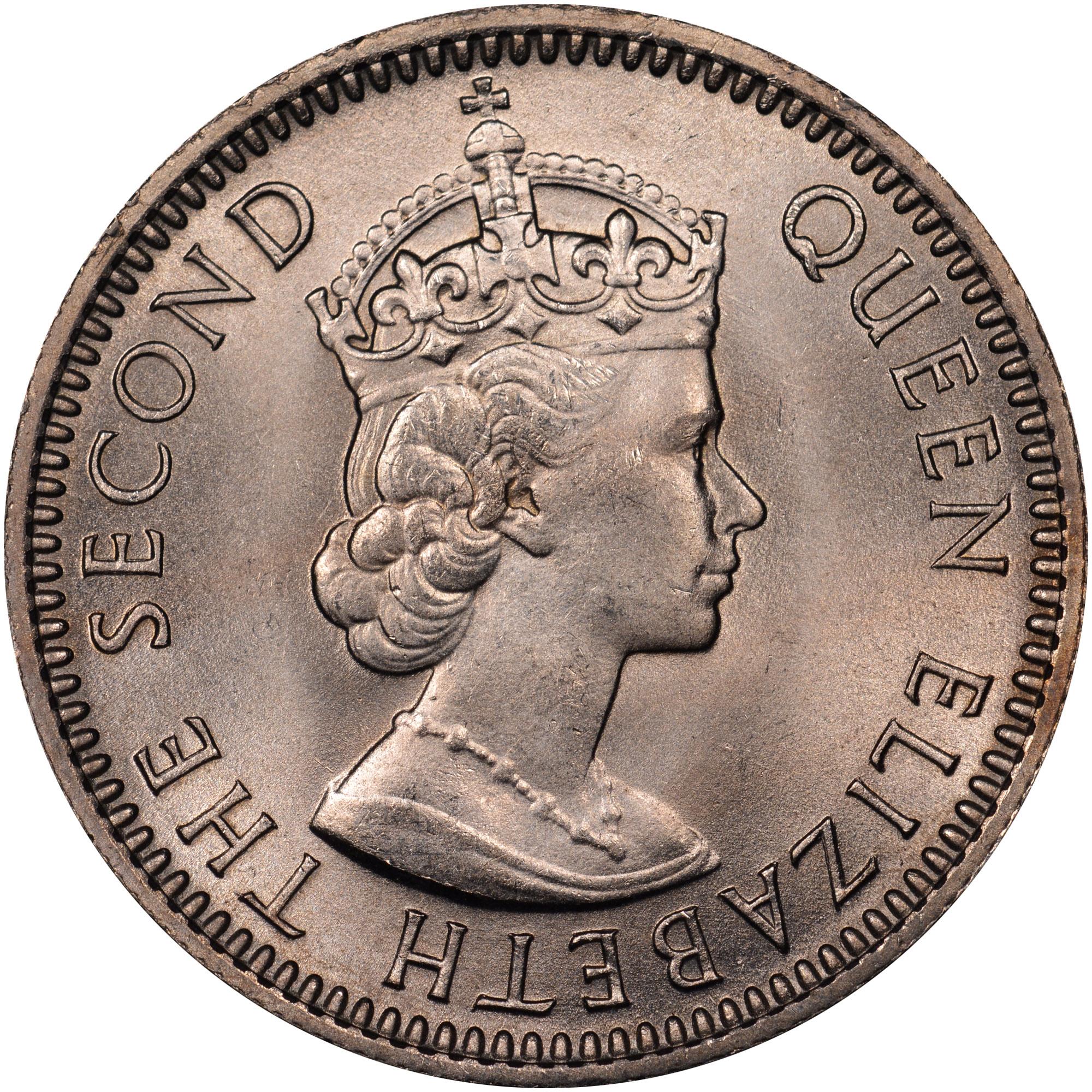 Malaya & British Borneo 10 Cents KM 2 Prices & Values | NGC