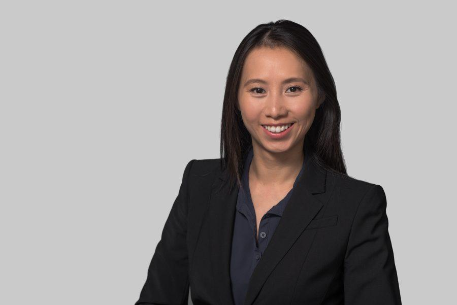 Amy Huang Headshot