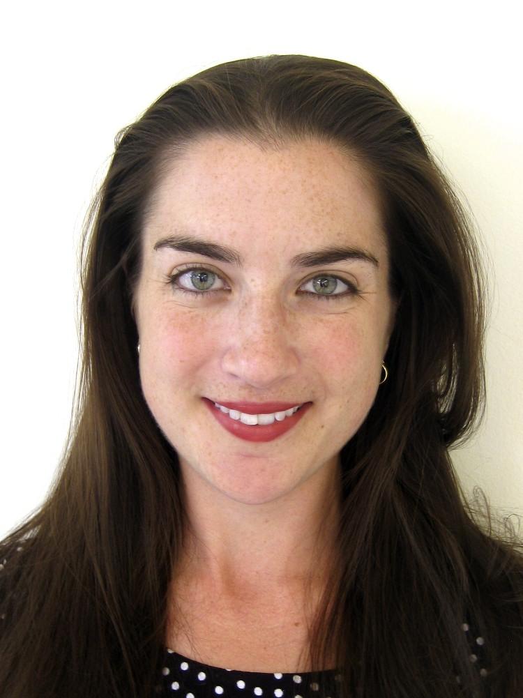Julia Freeland Fisher headshot