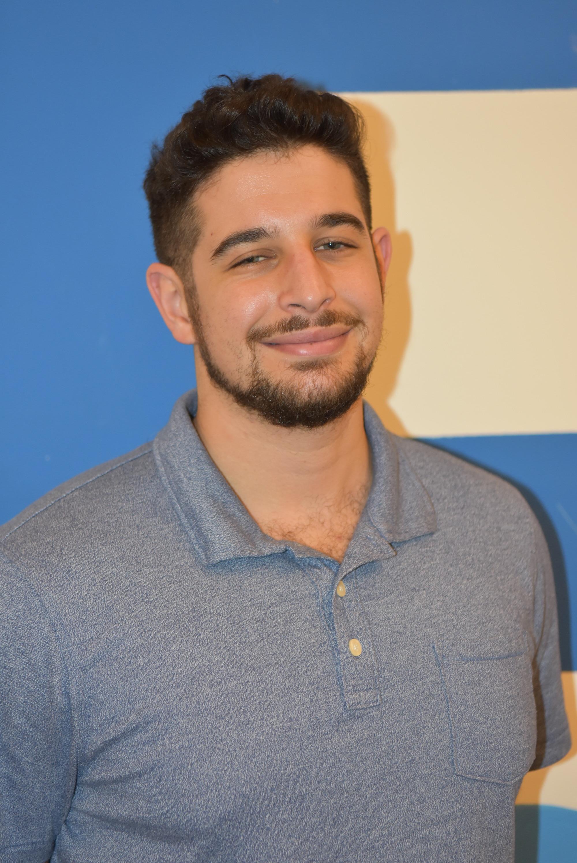 Kareem Farah headshot