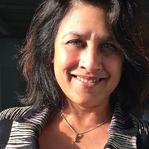 Sujata Bhatt headshot