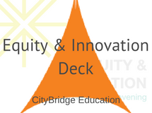 CityBridge Equity and Innovation Deck