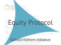 SRI Equity Protocol