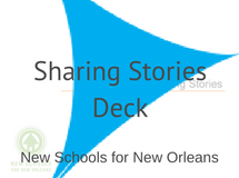 NSNO Sharing Stories Deck