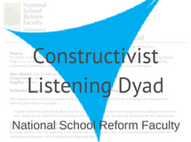 Constructivist Listening Dyad, National School Reform Faculty
