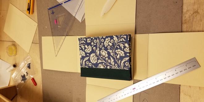 maker ed bookbinding