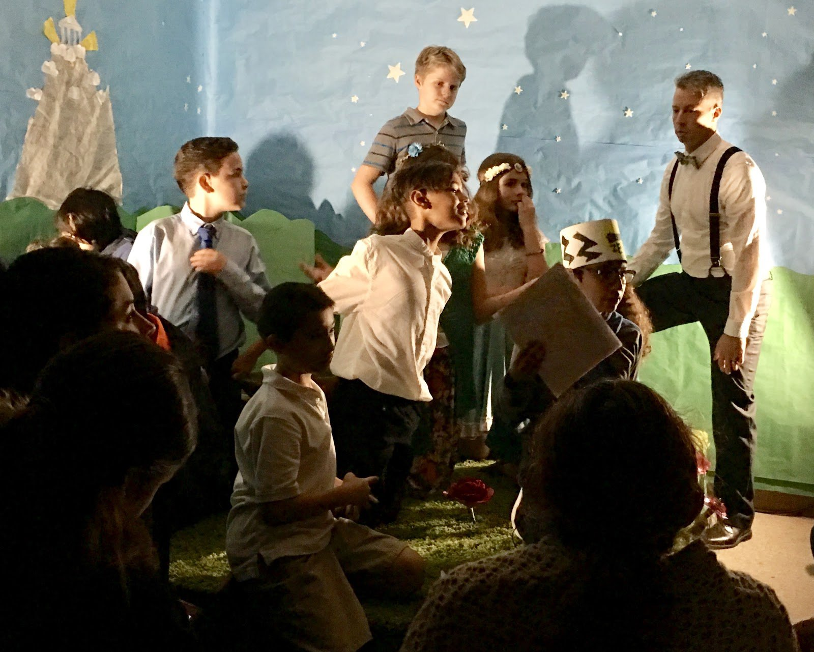 project-based learning theater