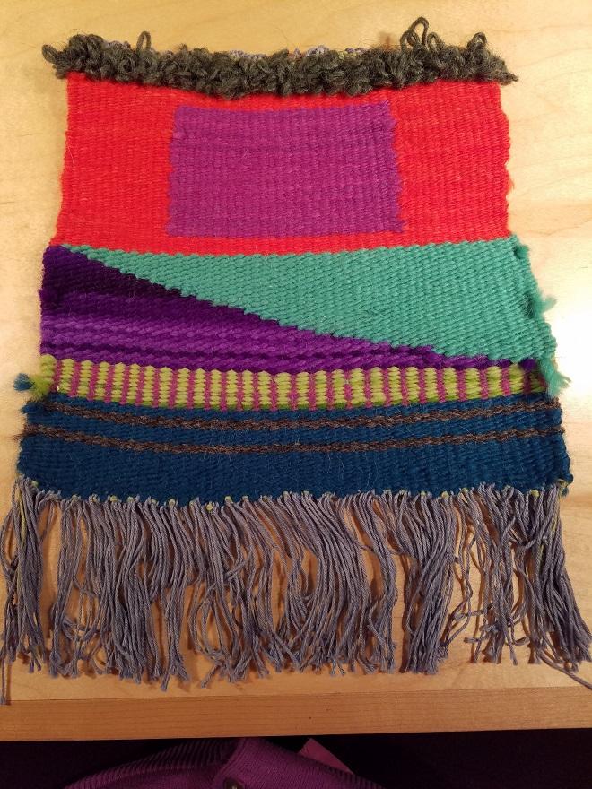 maker ed tapestry