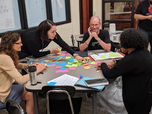 Project Invent teachers