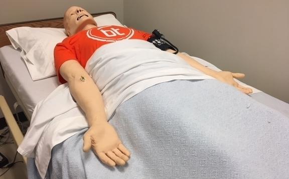 Butler Tech health robot