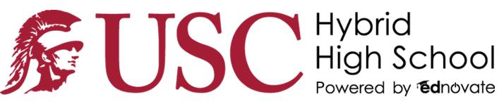 USC Hybrid High Logo